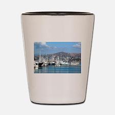 Ventura Harbor Shot Glass