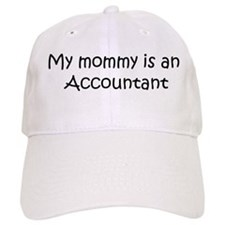 Mommy is a Accountant Baseball Cap
