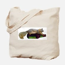 Squirrel Empty Bottle Tote Bag