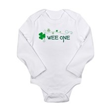 weeOne Shamrock Body Suit
