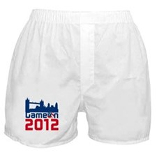 London Games Volleyball Boxer Shorts
