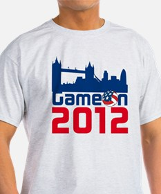 London Games Volleyball T-Shirt
