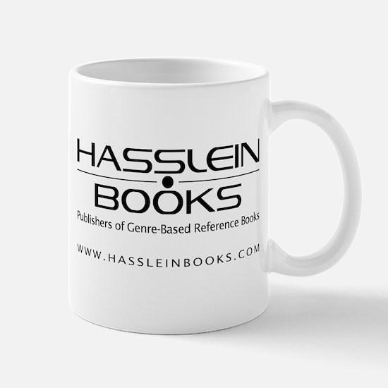 Hasslein Books Logo Mug