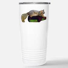 Squirrel Empty Bottle Travel Mug