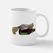 Squirrel Empty Bottle Mug