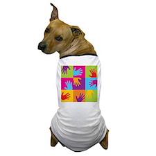 Hands Up Dog T-Shirt