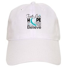 Faith Hope Cervical Cancer Hat
