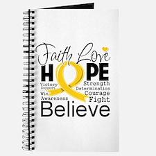 Faith Hope Childhood Cancer Journal