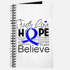 Faith Hope Colon Cancer Journal