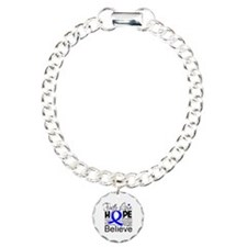 Faith Hope Colon Cancer Bracelet