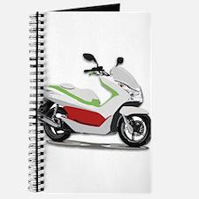 Unique Scooter Journal