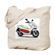 Cute Scooters Tote Bag