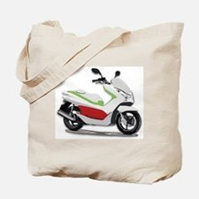 Funny Scooter Tote Bag