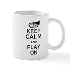 Keep Calm Baritone Mug