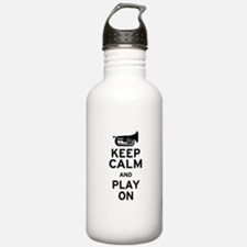 Keep Calm Baritone Water Bottle
