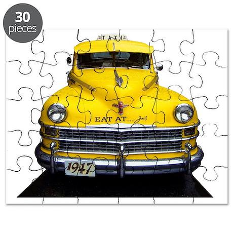 1947 Chrysler Puzzle