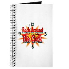 rock around theclock Journal