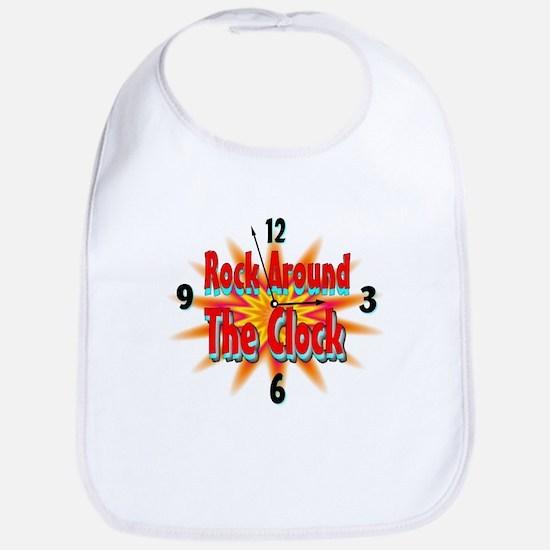 rock around theclock Bib