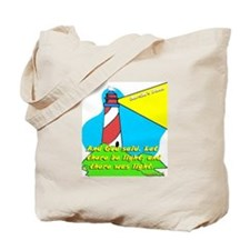 theelighthouse Tote Bag