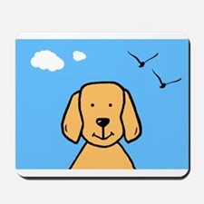 Dilly The Dog Mousepad
