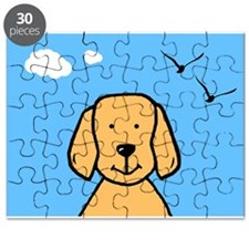 Dilly The Dog Puzzle