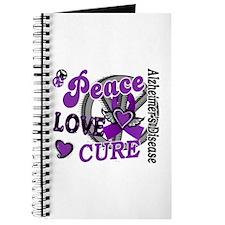Peace Love Cure 2 Alzheimers Journal