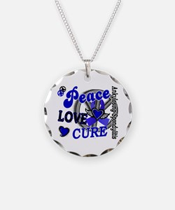 Peace Love Cure 2 AS Necklace