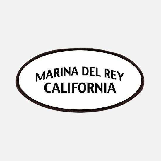 Marina del Rey California Patches