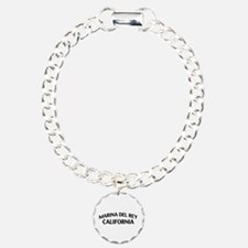 Marina del Rey California Bracelet