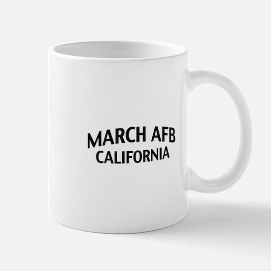 March AFB California Mug