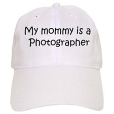 Mommy is a Photographer Baseball Cap