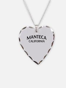 Manteca California Necklace