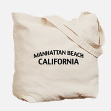 Manhattan Beach California Tote Bag
