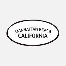 Manhattan Beach California Patches