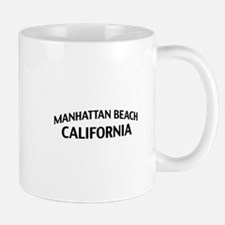 Manhattan Beach California Mug