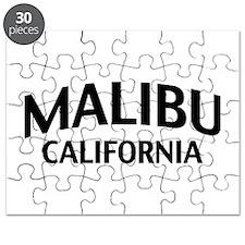 Malibu California Puzzle