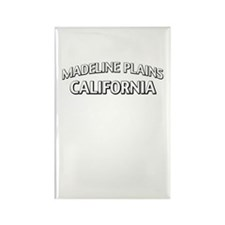 Madeline Plains California Rectangle Magnet