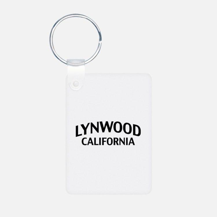Lynwood California Keychains