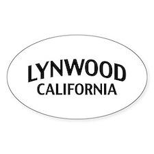 Lynwood California Decal