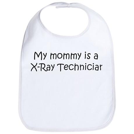Mommy is a X-Ray Technician Bib