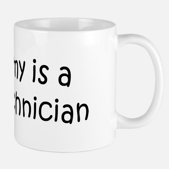 Mommy is a X-Ray Technician Mug