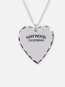 Maywood California Necklace