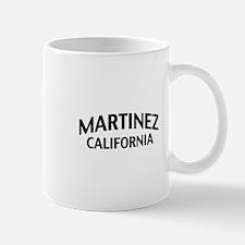 Martinez California Mug