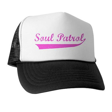 Vintage Soul Patrol Trucker Hat