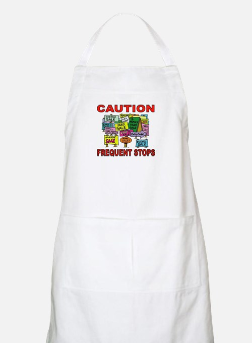 STOP THE CAR Apron