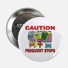 "STOP THE CAR 2.25"" Button"