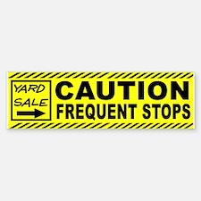 STOP THE CAR Bumper Bumper Sticker