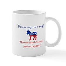 Democrats are Sexy - Original Mug