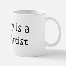 Mommy is a Tattoo Artist Mug