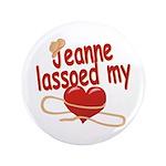 Jeanne Lassoed My Heart 3.5